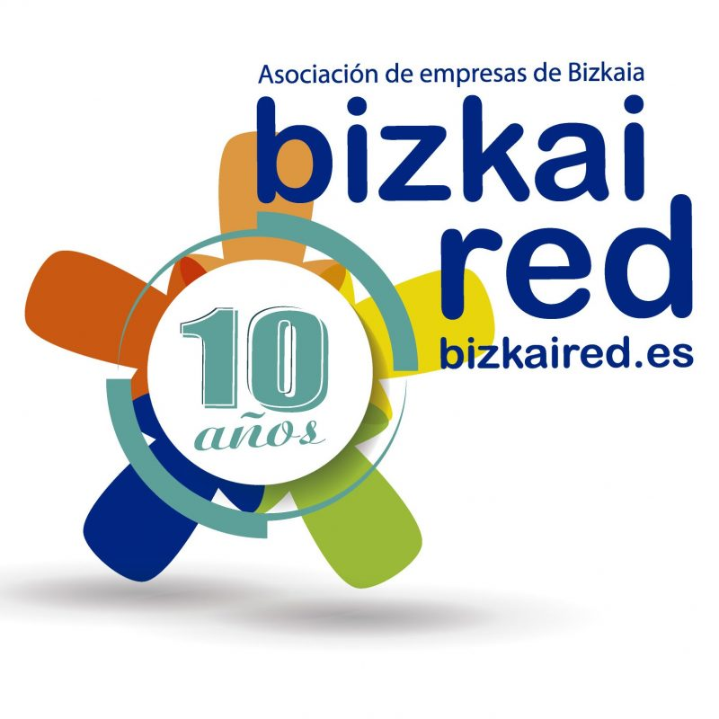 bizkaired-logo-10anios